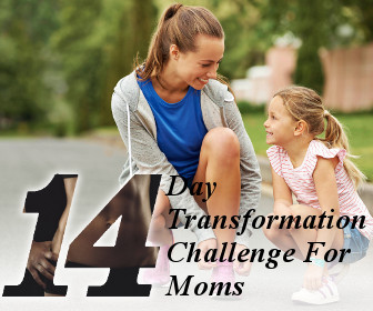 14 Day Transformation Challenge For Moms
